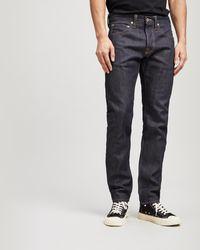 Edwin Ed-55 Regular Tapered Jeans - Multicolour