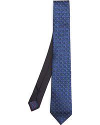 Missoni - Silk Geometric Pattern Tie - Lyst