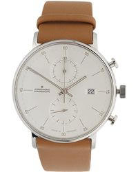 Junghans - Form C Chronograph Watch - Lyst