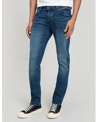 Neuw Lou Slim-leg Jeans - Blue
