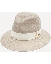 Christys' Jules Plain Band Hat - Multicolour