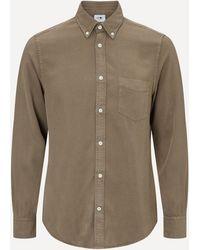 NN07 Manza 5767 Slim Shirt - Multicolour