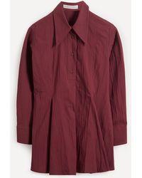 Palmer//Harding Kanzi Flared Shirt