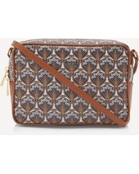 Liberty Maddox Iphis Canvas Cross-body Bag - Multicolor