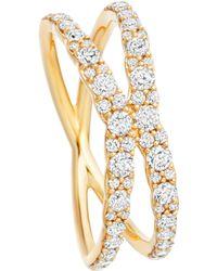 Astley Clarke - Gold Fusion Interstellar Diamond Ring - Lyst