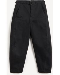 Lemaire Twisted Seam Jeans - Black
