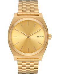 Nixon - Time Teller Watch - Lyst