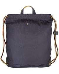 Mismo Moonlight Blue / Black M/s Drawstring Bag