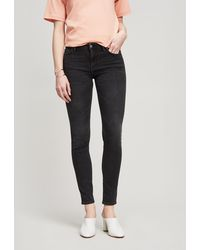 Acne Studios Climb Stay Skinny Fit Jeans - Multicolour