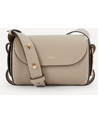 Chloé Darryl Mini Leather Cross-body Bag - Multicolour