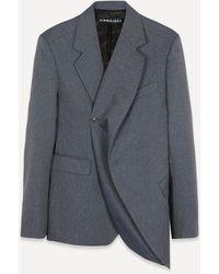 Y. Project Twisted Blazer Jacket - Multicolour