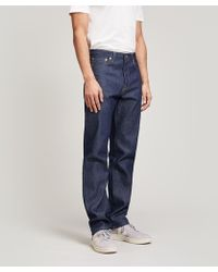 Acne Studios 1996 Rigid Jeans - Blue