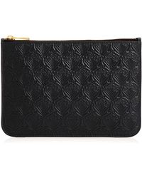Liberty - Medium Iphis Leather Pouch - Lyst