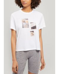 Paloma Wool Souvenir Organic Cotton T-shirt - White