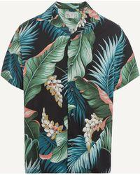 Reyn Spooner Royal Tahiti Shirt - Multicolor