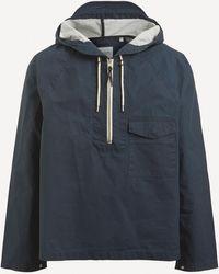 Albam Half-zip Boardman Smock Jacket - Multicolor