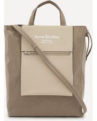 Acne Studios Baker Out Medium Tote Bag - Multicolour