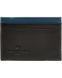 Simon Carter - Bifold Leather Card Holder - Lyst