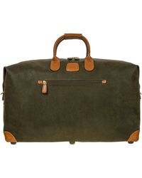 "Bric's Life 22"" Carry-on Holdall - Green"