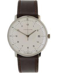 Junghans - Max Bill Quartz Watch - Lyst