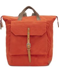 Ally Capellino - Small Frances Waxy Backpack - Lyst