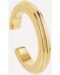 Astley Clarke Linia Ear Cuff - Metallic