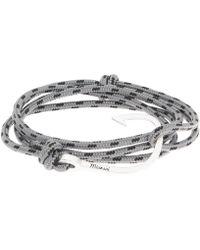 Miansai - Hook On Rope Bracelet - Lyst