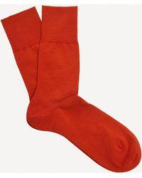 Falke Airport Socks - Red