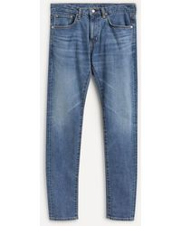 Edwin Made In Japan Kaihara Slim Tapered Jeans - Blue