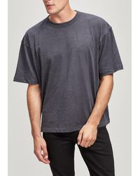 YMC Slub Jersey Cotton T-shirt - Gray