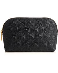 Liberty - Iphis Leather Cosmetic Case - Lyst