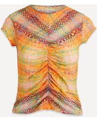 Paloma Wool Pic Esque Print Top - Multicolour