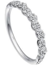 Astley Clarke Interstellar Diamond Ring - Metallic