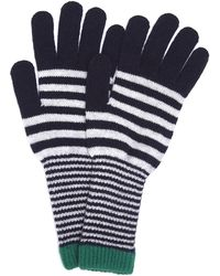 Quinton-chadwick - Long Striped Gloves - Lyst