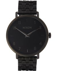 Nixon - Arrow Metal Watch - Lyst