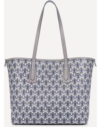 Liberty Iphis Little Marlborough Tote Bag - Grey