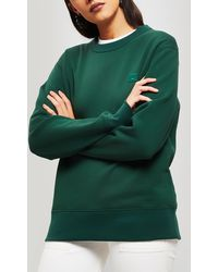 Acne Studios Fairview Face Jumper - Green