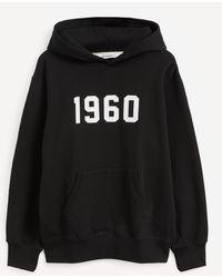 Uniform Bridge 1960 Pullover Hoodie - Black