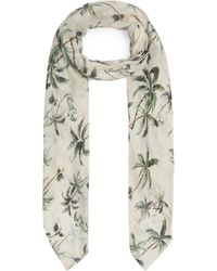 Lily and Lionel Palm Springs Modal-blend Scarf - Multicolour