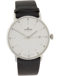 Junghans - Form A Automatic Strap Watch - Lyst