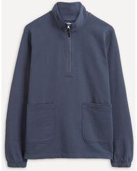 Albam Chore Sweatshirt - Blue