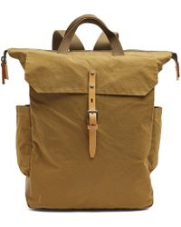 Ally Capellino - Fin Ripstop Backpack - Lyst