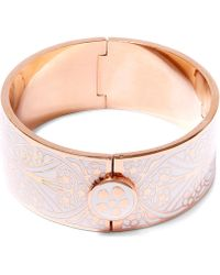 Liberty - Ianthe Solid Cuff - Lyst