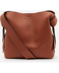 Acne Studios Musubi Midi Tote Bag - Brown