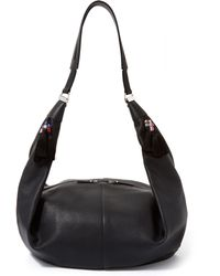 The Row Sling 15 Shoulder Bag - Black