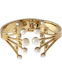 Lulu Frost Gold-plated Alesia Cuff - Metallic