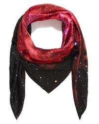 Weston | Nebulae 1 Silk Scarf | Lyst