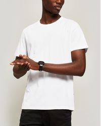 NN07 Pima Cotton T-shirt - White