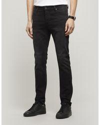 Neuw Iggy Skinny Fit Jeans - Black