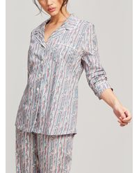 Liberty - Jonquil Tana Lawn Cotton Long Pyjama Set - Lyst